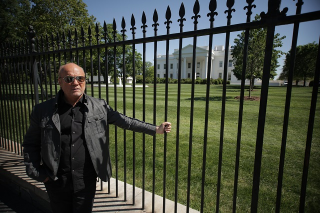 Greg at White House 3